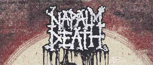 Napalm Death: Diseño exclusivo de Münster Studio