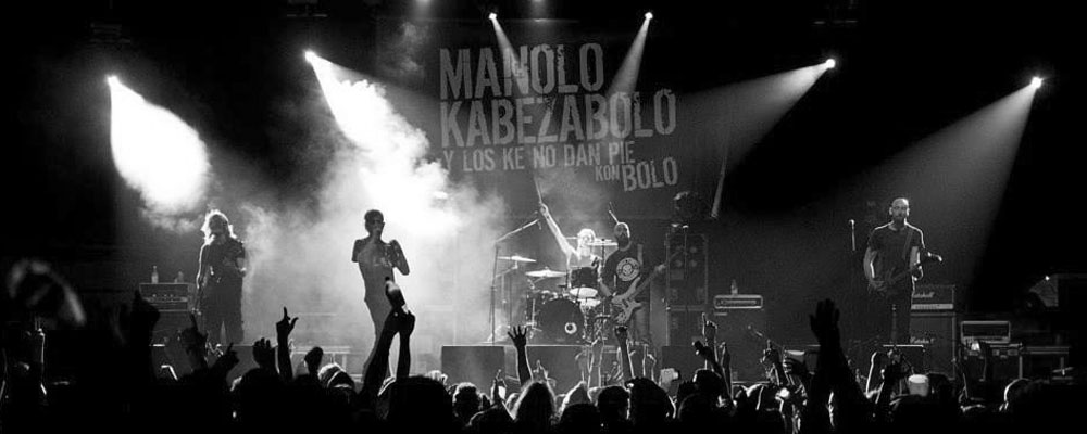 Booking 2015: MANOLO KABEZABOLO (punk, Zaragoza)