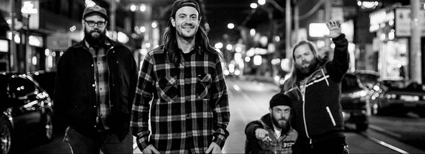 Cancer Bats regresa a Zaragoza acompañado por This Drama y Wilderness